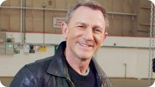 Daniel Craig Invites You to the Top Secret James Bond Set // Omaze