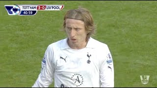 The Match That Made Real Madrid Buy Luka Modric!