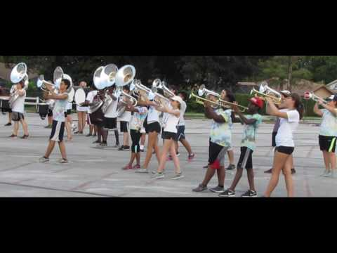 A Look Inside The Season Full Band Movie  Coral Springs High School Marching Band 2015