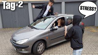 Wer zuletzt das Auto verlässt... GEWINNT (Challenge)