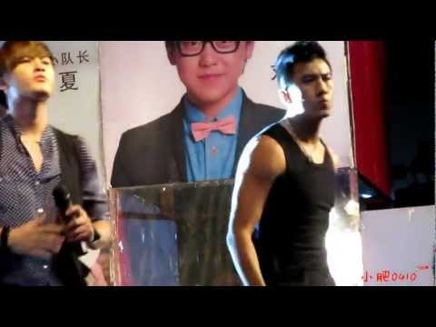 [120626] M.I.C Aero Focused@  Music Radio School Tour DaLian Stop (FanCam)