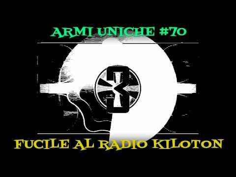 FALLOUT 4 - Armi Uniche #70 Fucile al Radio Kiloton