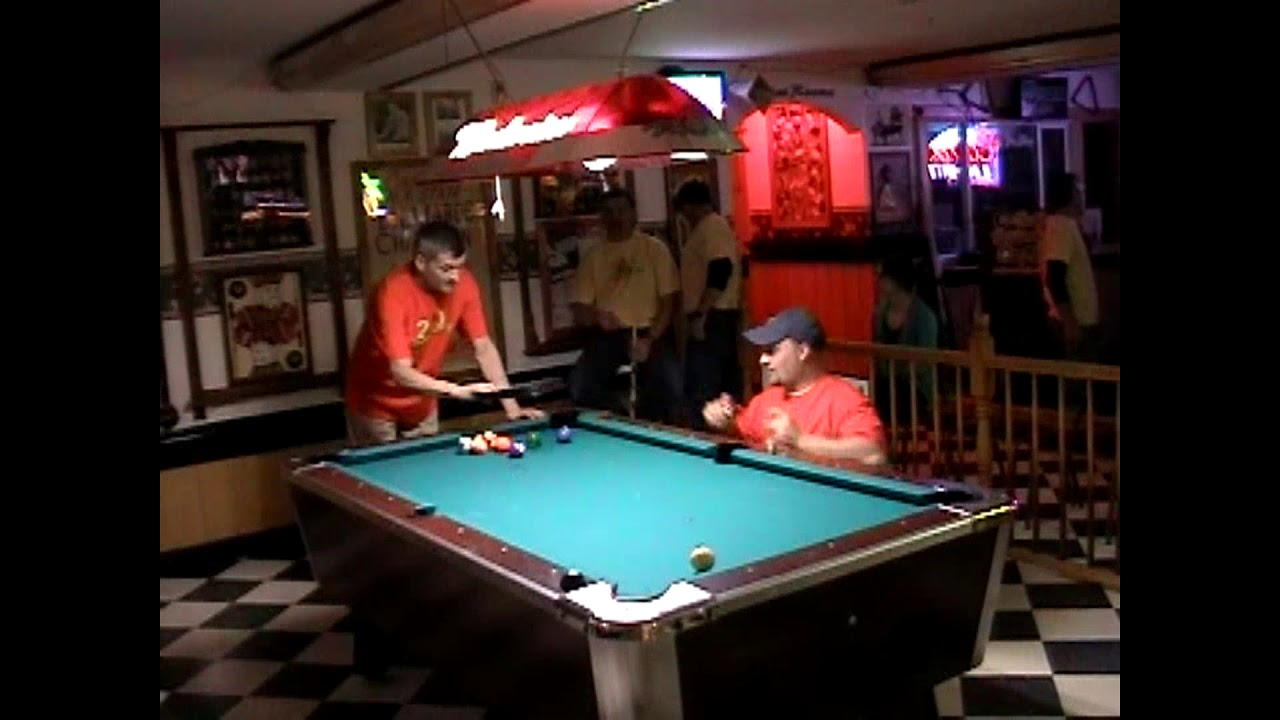 8-Ball Pool Tourney part Three  3-24-12