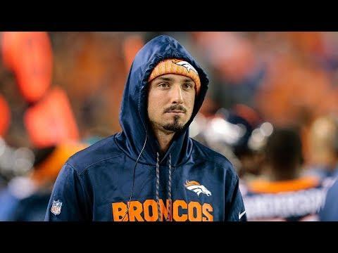 Paxton Lynch Named Broncos Starter | Stadium
