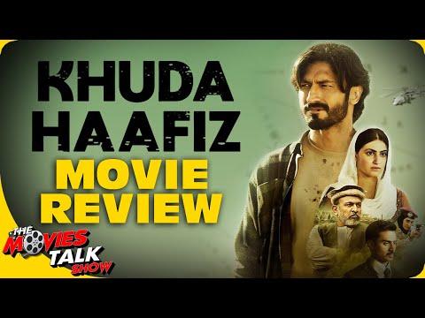 KHUDA HAFIZ : Movie Review | Vidyut Jammwal | Anu Kapoor | Disney+Hotstar