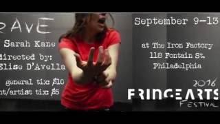 Crave 2016 Philly Fringe Festival