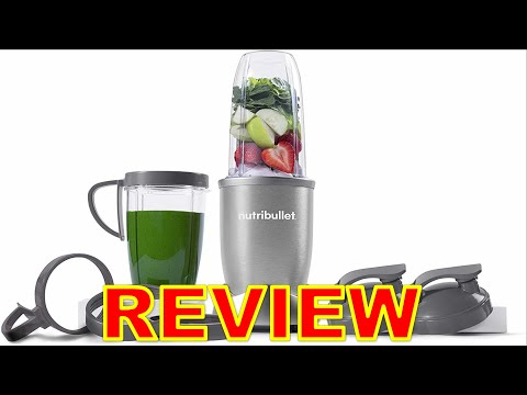 Nutribullet Review Demonstration Official Youtube
