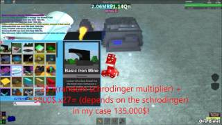 Roblox Miner's Haven Frozen Justice Item Review
