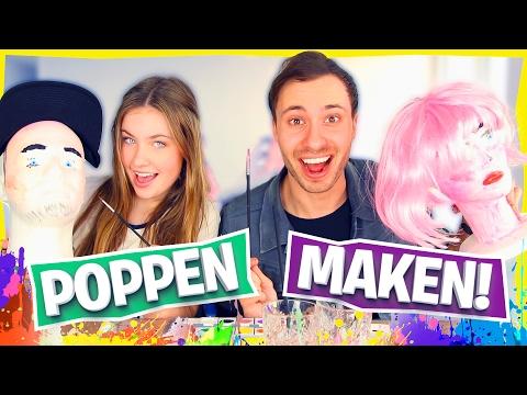 YouTube POPPEN Maken! Met Joy / Beautynezz   #Furtjuh