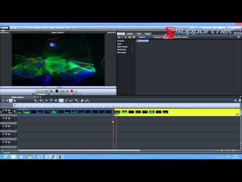 Magix Video Deluxe 2013 Crashkurs Teil 1 - Die Oberfläche