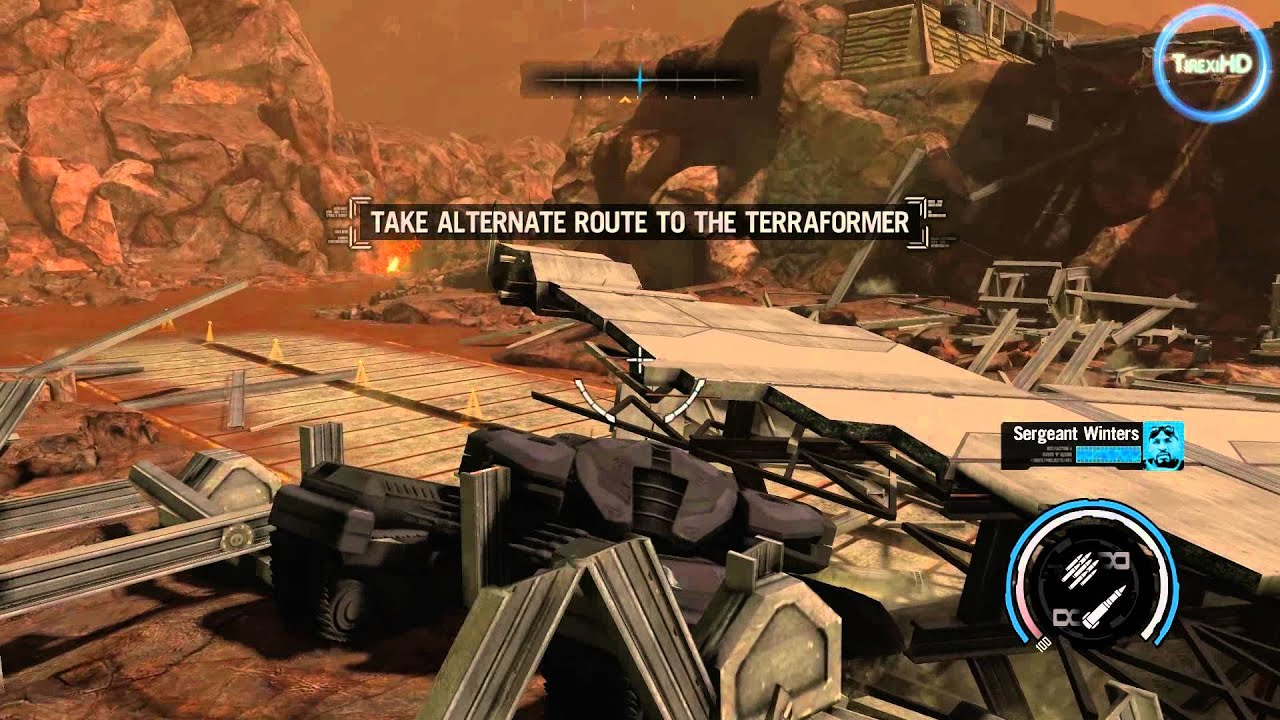 Red faction armageddon path to war dlc skidrow