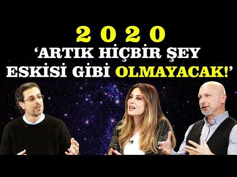 2020'de Neler Olacak? - Hande Kazanova & Öner Döşer - Astroloji Yorumları