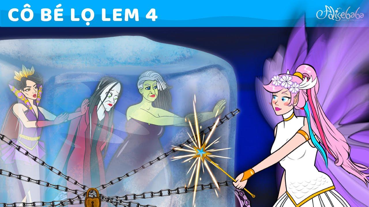 Cô bé lọ lem tập 4 – 3 Phù Thủy – truyện cổ tích việt nam – phim hoạt hình cho trẻ em