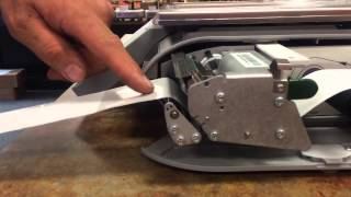 How to load Labels in a Mettler Toledo Bpro scale
