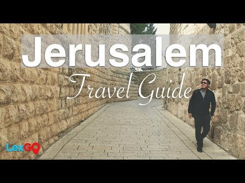 Journey to Jerusalem: A Travel Guide for Filipinos