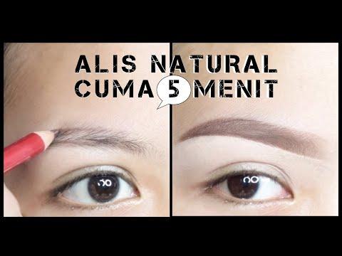 Gambar Tutorial Makeup Alis Saubhaya Makeup