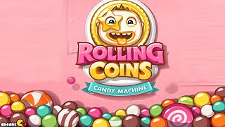 Rolling Coins: Candy Machine Official Game Trailer (KAKAROD INTERACTIVE) - iOS / Android