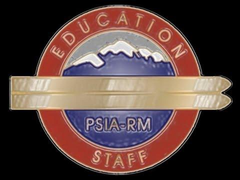 PSIA RM Wedge Turns
