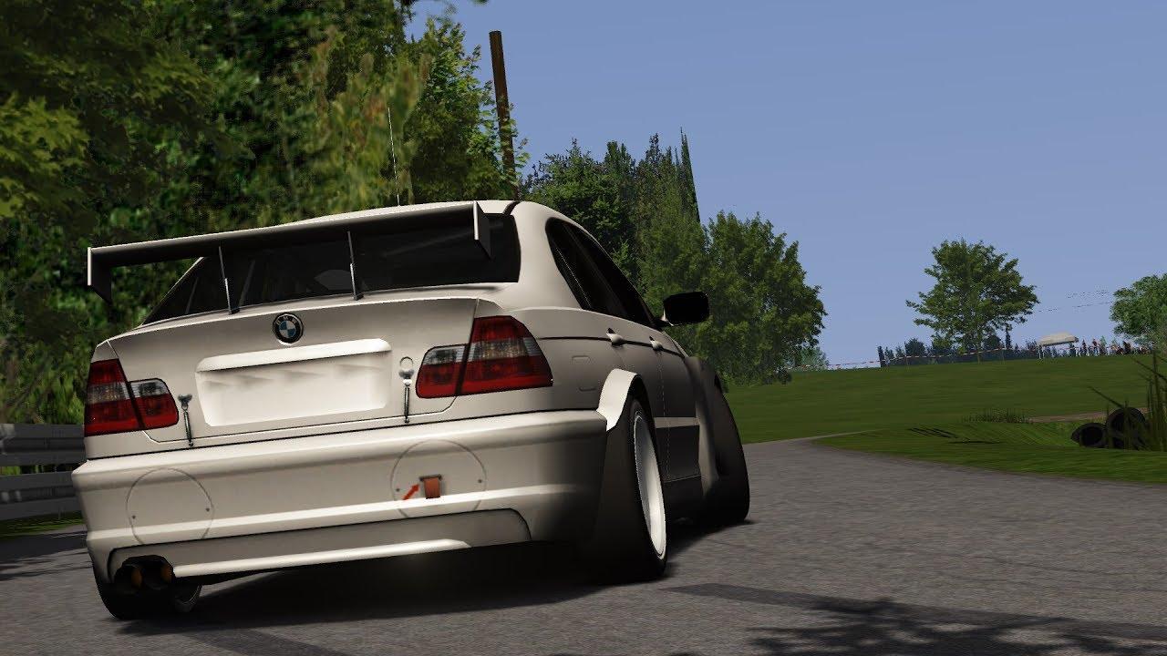 Assetto Corsa | BMW 320i E46 | Hauenstein | Hillclimb & Drift