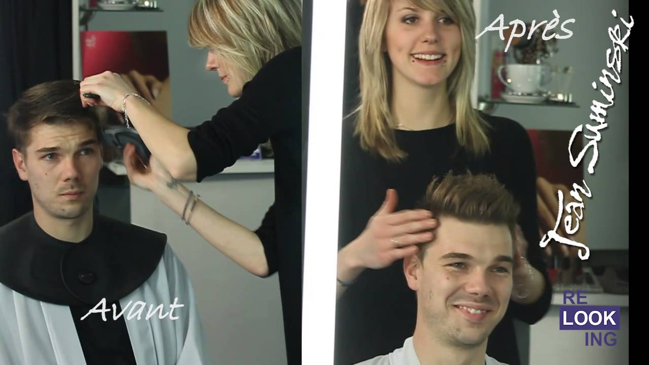 Suminski relooking coiffeur Albi - YouTube