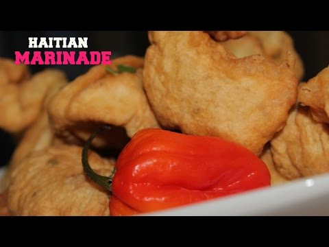 The Traditional Haitian Marinade Recipe