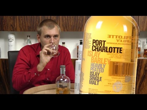 Whisky Verkostung: Port Charlotte Islay Barley 2008