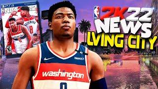 NBA 2K22 NEWS #3 - LIVING CITY / Stick Skills & IQ