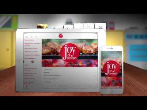 The Joy Of Cooking: Now An App For IPhone And IPad!
