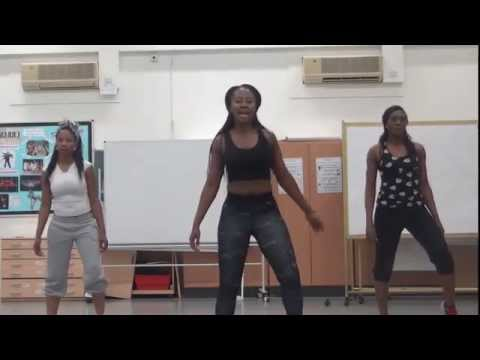 Fun African Dance Workout | Dorobucci - Mavins