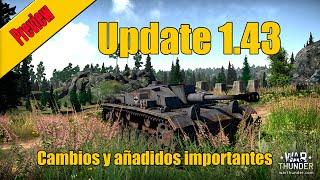 War Thunder Español - Update 1.43 -  Cambios y añadidos importantes