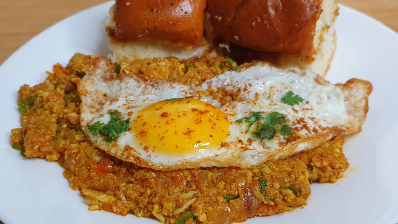 Anda Ghotala Recipe ♥️ | Famous Street Food Anda Ghotala