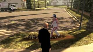 Hitman Blood Money (Gameplay)