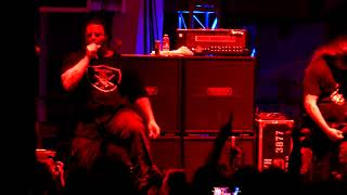 Cannibal Corpse - Only One Will Die live @ 70000 tons of metal 2018