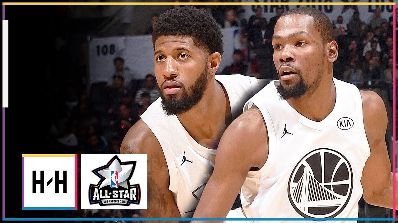 kevin-durant-paul-george-full-highlights-vs-team-curry-at-2018-all-star-game