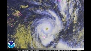 Severe Tropical Cyclone Ian / 07P (2014)