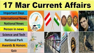 17 March 2019 PIB News, The Hindu, Indian Express - Current Affairs in Hindi, Nano Magazine, VeeR