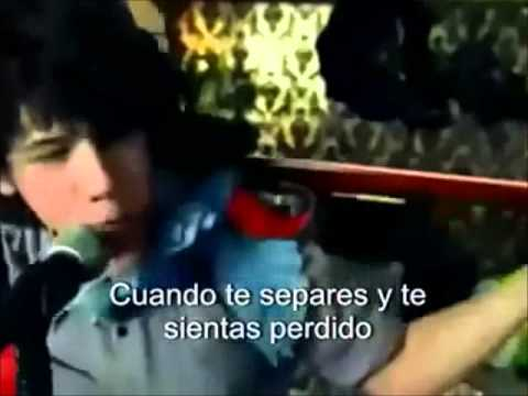 Jonas brothers hold on subtitulada en español