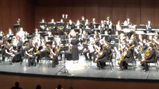 New Mexico All-State Concert Orchestra 2015