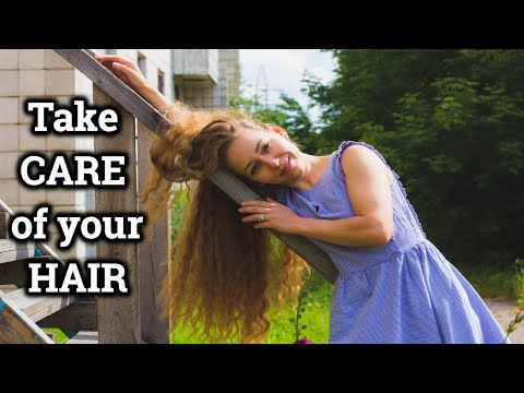 Beauty Tips For Long Luscious Hair  Take Care Of Your Hair