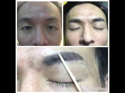 3d, 6d Eyebrow Embroidery - review, removal, price