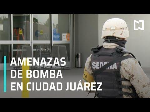 Quema de vehìculos en Ciudad Juárez | Amenazas de bomba en Ciudad Juárez - En Punto