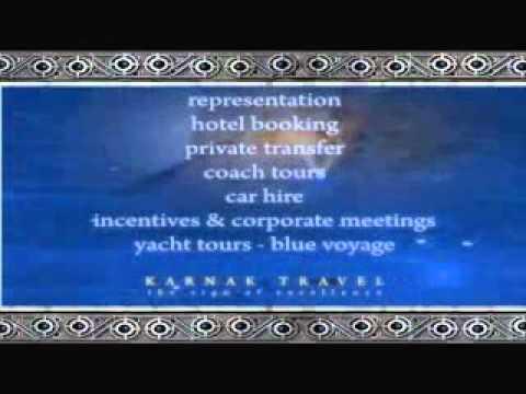 Karnak Travel Old Advertorial