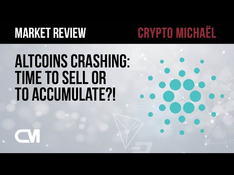 🚨 Altcoins Crashing: Time To Sell Or Accumulate?! 🚨