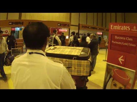 Review - Karachi Airport - Back 2 The Future