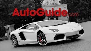 Lamborghini Aventador LP700 4 Roadster 2014 Videos