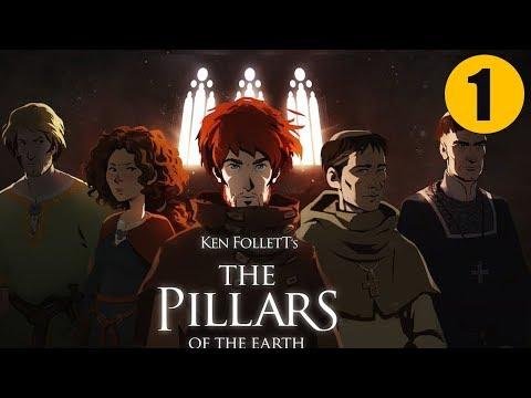 Ken Follett's The Pillars of the Earth - Walkthrough  (Chapter 1 part 1)