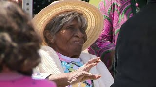 Street remained after oldest Romulus resident