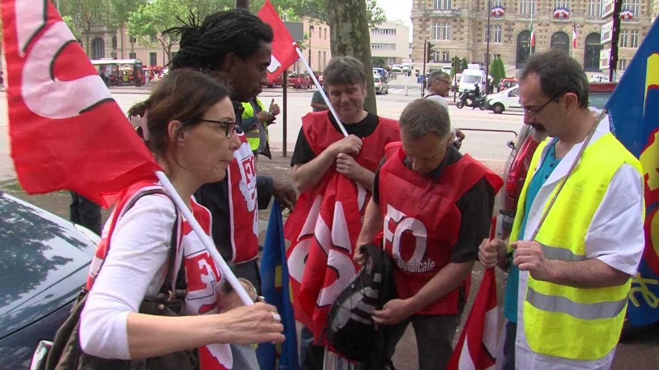 Santé : mobilisation du personnel des hôpitaux publics