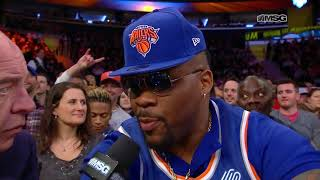 Jarrell Miller Discusses Fight With Anthony Joshua on June 1 | New York Knicks