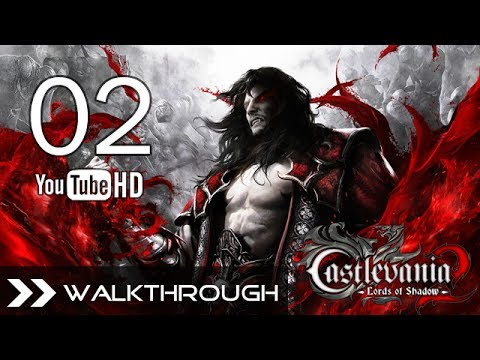 Castlevania Lords of Shadow 2 Walkthrough Gameplay - Part 2 (Dracula Awakens) HD 1080p No Commentary